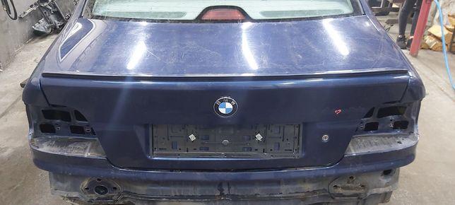 BMW E39 sedan klapa tył biarritzblau metallic 363/5