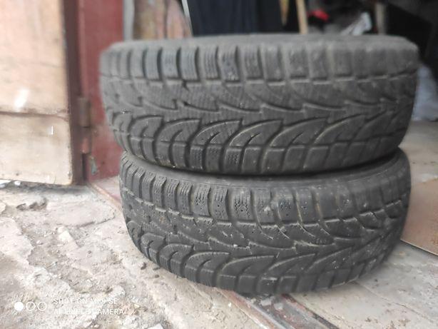 Продам хорошего качества шины зима  R15 сост почти новые
