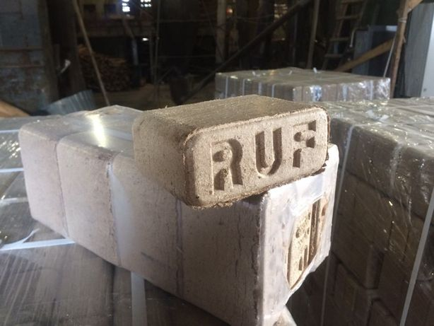2100 грн тонна - Топливные Брикеты RUF / РУФ