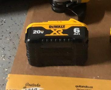 Dewalt    Bateria