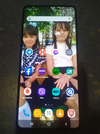 Продам телефон Samsung galaxy А51. 6/128 без материнской платы
