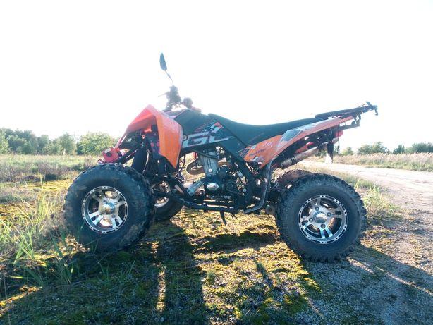 Quad Mad Max 250