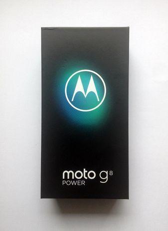 Motorola Moto G8 Power Nowy
