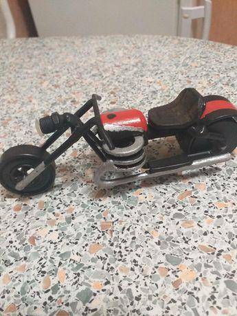 Моделька мотоцикл