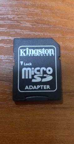 Карта памяти Kingston MicroSDHC 8GB (SDC4/8GB)