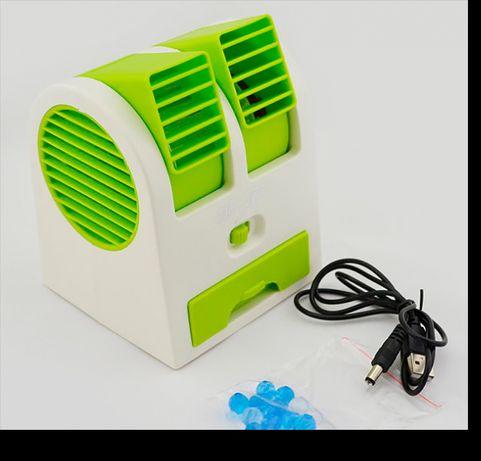 Настільний міні кондиціонер Conditioning Air Cooler
