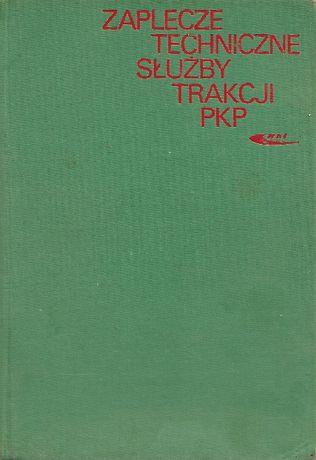 Krawczyński F.: Zaplecze techniczne służby trakcji PKP