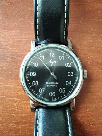 Часы Луч однострелы