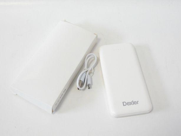 Powerbank DEXLER 8000MAH, kabel usb