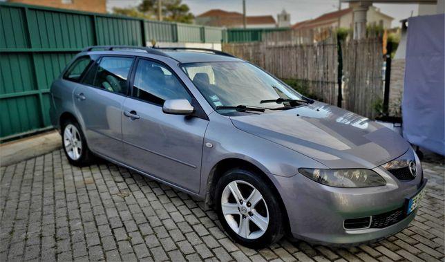 Mazda 6 SW MZR-CD 2.0 Sport
