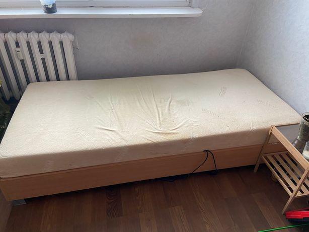Łóżko rehabilitacyjne na pilota 90x200 cm