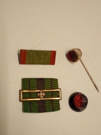 Medalha, Condecoração e Insignia Nacionais Conjunto