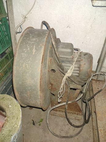 Dmuchawa do pieca WC 80 WCO 80  ruchomy ruszt na siłę 380v