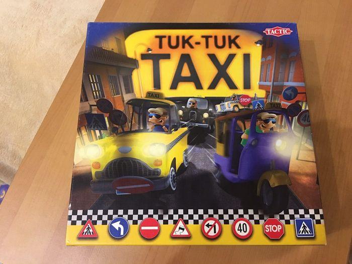 Настольная игра TUK-TUK TAXTIC Киев - изображение 1