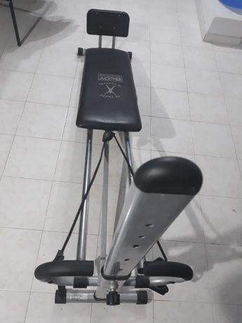 Aparelho de exercício para ginásio caseiro Body Sculpture
