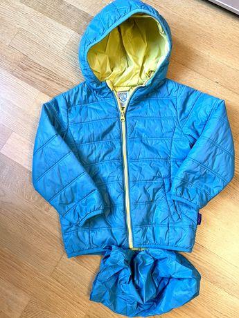 Chicco демисезонная куртка ветровка дождевик