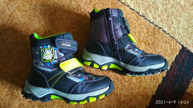 Зимние ботинки, термоботинки, сноубутсы
