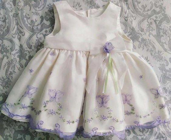Ніжне плаття для немовлят