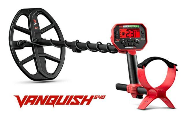 Предложите металлоискатель minelab vanquish