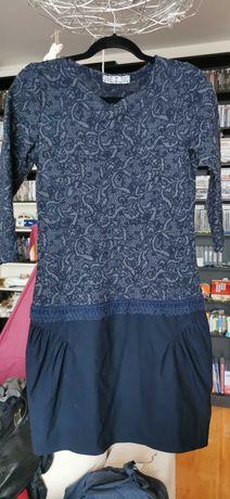 Шерстяна сукня / платье Charme De Paris, р S, б/в