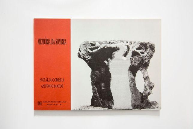 Livro Memória da Sombra de Natália Correia