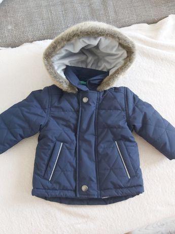 Куртка 0-6 месяцев junior
