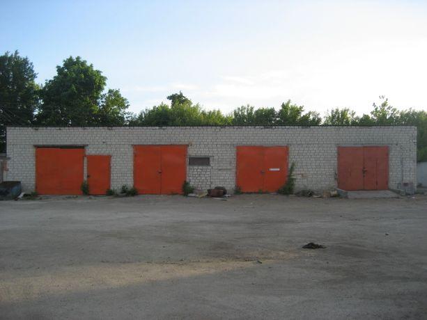 Кирпичное здание под СТО со складом