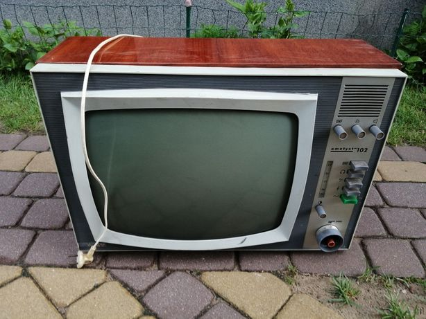 Kolekcjonerski telewizor Ametyst 102