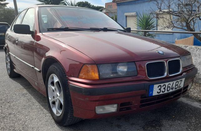 BMW 316 i , GPL / Gasolina  ou troco por Mota