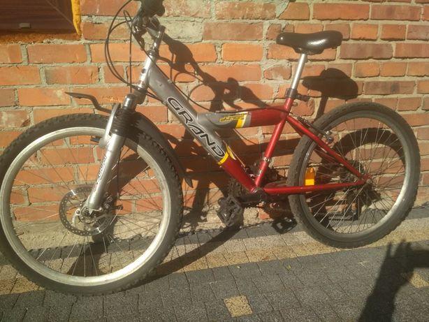 """Rower górski 24"""" młodzieżowy"""