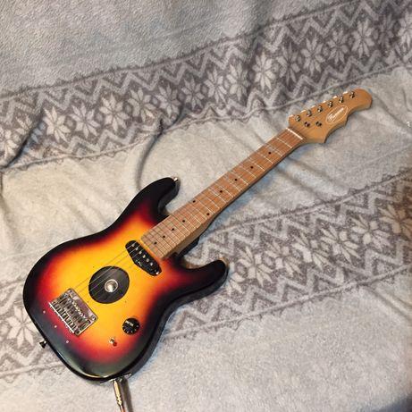 Мини / тревел электро гитара