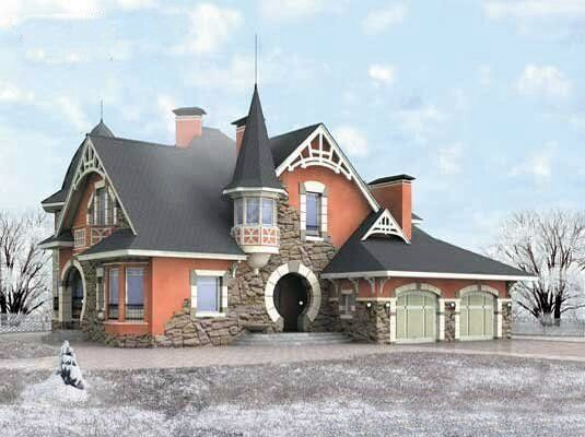 Продам дом у пруда