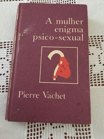 """Livro """" A mulher enigma psico sexual"""""""