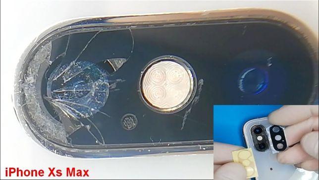 Iphone X XS max XR szkło aparatu wymiana w cenie SERWIS PLESZEW KALISZ