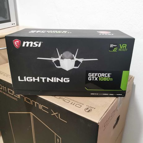 Gtx 1080ti Msi lightning Z