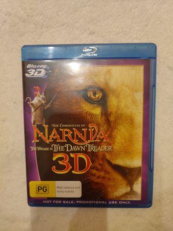 Opowieści z Narnii: Podróż wędrowca do świtu 3D Blu-ray