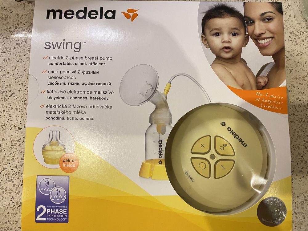Молокоотсос электронный Medela