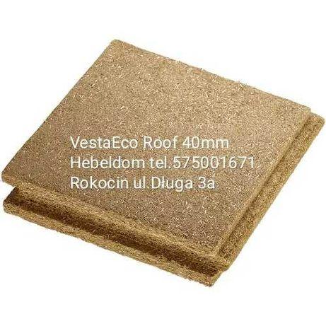 VestaEco Roof 40mm -plyta nakrokwiowa/fasadowa