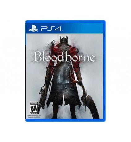 Диск PS4 с игрой Bloodborne RU