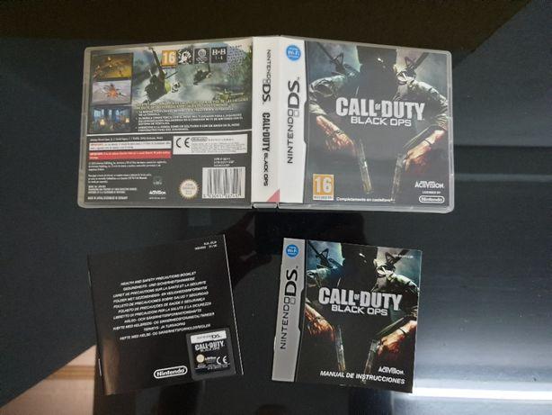 Jogo Nintendo DS - Call of Duty (completo / coleção)