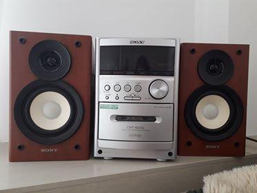 Wieża Sony CMT-NEZ50