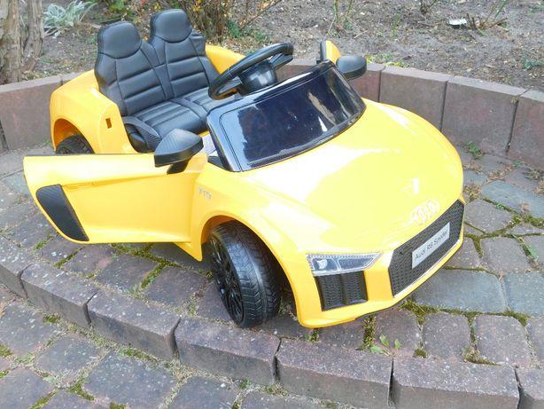 Auto na Akumulator Audi R8 samochód elektryczny dla dzieci