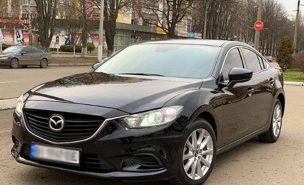 Mazda 6 2016 Кредит , Рассрочка без переплат !!