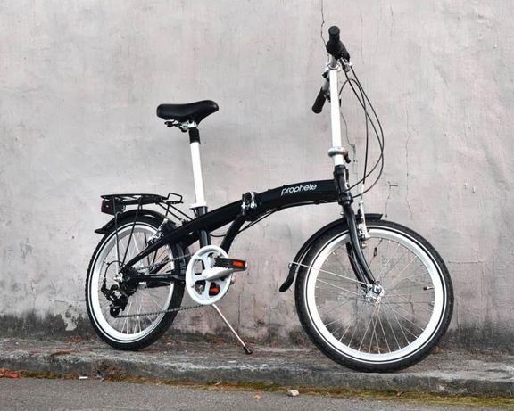 Prophete Faltrad City 20 — новый городской складной велосипед (немец)