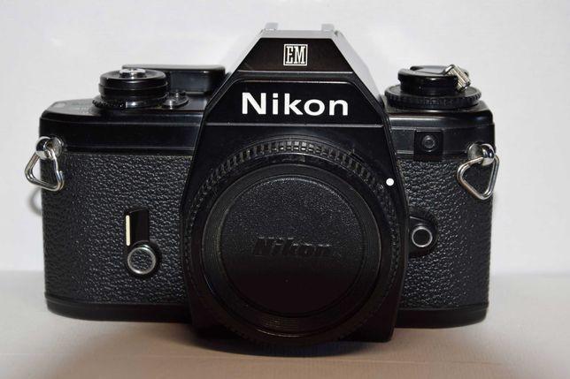 Maquina Analógica Nikon EM