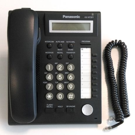 KX-NT321 telefon IP systemowy do central Panasonic