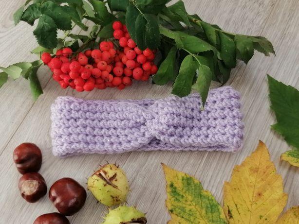 Opaska dla dziewczynki NOWA handmade