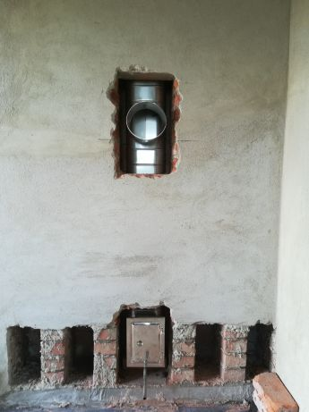Wkłady kominowe