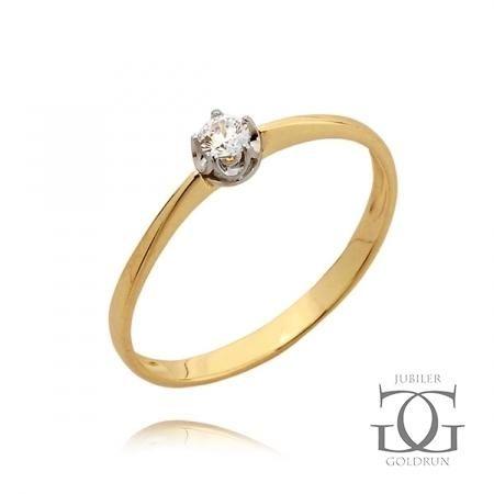 Pierścionek zaręczynowy - Jubiler Goldrun Bytom
