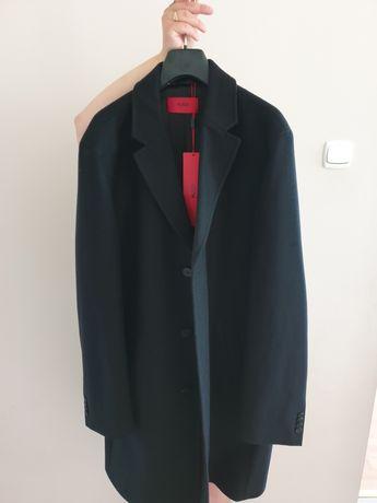 Klasyczny płaszcz HUGO Malte roz. 50